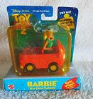 Barbie Die Cast Vehicle Car Pixar Toy Story 2 Disney - Tour Guide - New