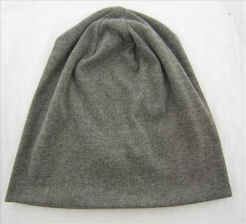 Cappello Unisex Uomo Donna Long Beanie Slouch Sci fiber Cuffia Berretto Cap
