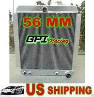 Aluminum Alloy Radiator Chevy Pickup/truck C/k At 1947-1954 1948 1949 1950 51 52