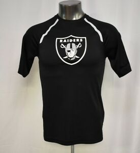 Majestic-Mens-NFL-Oakland-Raiders-Cool-Base-Shirt-NWT-40-S