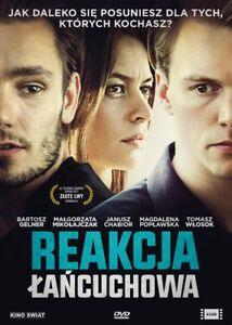 REAKCJA-LANCUCHOWA-DVD-POLISH-Shipping-Worldwide