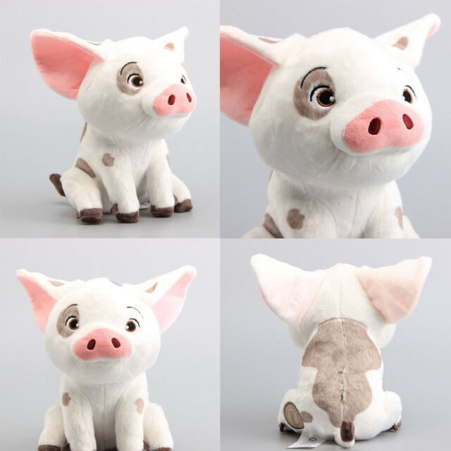 22cm movie moana pet pig pua stuffed animals cute cartoon plush toy