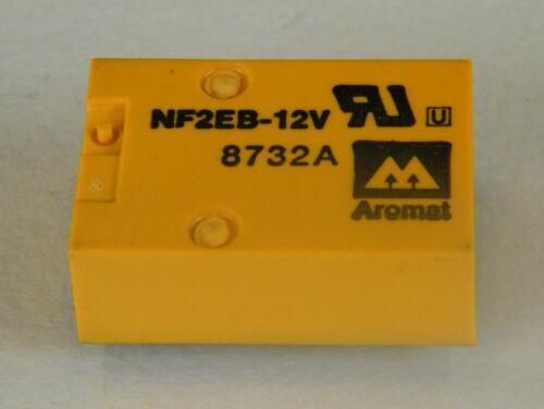 RELAY NATIONAL NF2EB-12V = NF2-12V