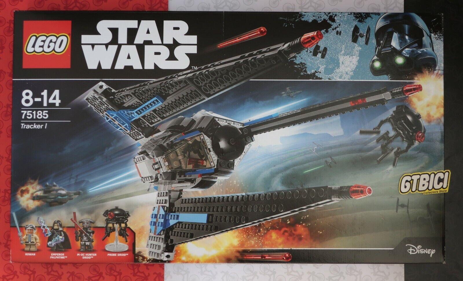 LEGO STAR WARS  `` `` `` TRACKER I ´´ Ref 75185  NUEVO A ESTRENAR 6638c7