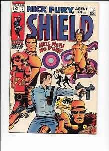 Nick-Fury-Agent-Of-Shield-S-H-I-E-L-D-12-May-1969