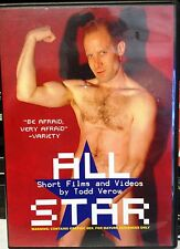 (DVD) TODD  VERBOW~All Star Short Films And Videos By Todd Verbow~FREE SHIPPING~