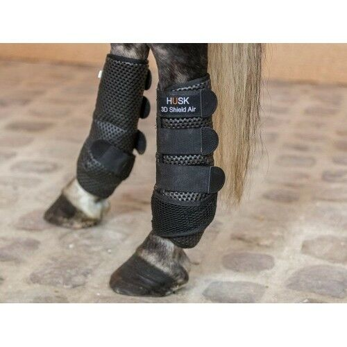 The Husk Horse 3D Shield Air Ultimate Predection Boots - Pair
