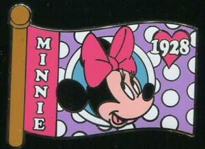 Minnie-Mouse-Mystery-Character-Flags-LE-Disney-Pin-69835