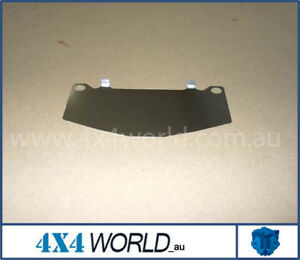 For Landcruiser HZJ80 HDJ80 Series Brake Anti-squeal Shim Front Inner