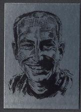 KEPI GHOULIE CARD COLLECTION: RARE FOIL CARD Art by CHRIS SHARY