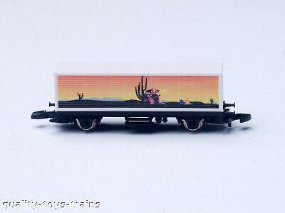 Marklin Z Mexico Mexican Landscape  car  S.Ed.01