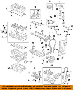 details about acura honda oem 04 08 tsx engine valve cover 12310rbba00 2010 acura tsx specs tsx engine diagram #13