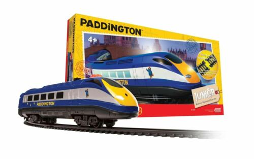Hornby Junior Paddington Bear Battery Train Set OO Gauge R1247