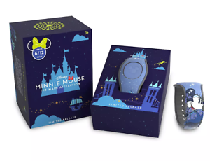 Minnie-Mouse-The-Main-Attraction-MagicBand-2-Peter-Pan-039-s-Flight-Limited