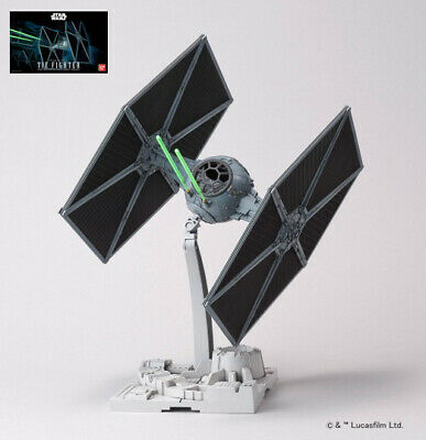 Star Wars Tie Fighter Bandai Plastic Kit 1:72 Model Revell