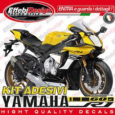 Adesivi/Stickers Kit YAMAHA R1 M 60TH Anniversary 2015 2016 2017 YEC H.QUALITY