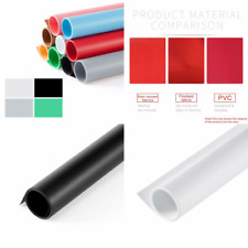 200cm Photography Matte Background Paper White for Tab Selens PVC Backdrop 100