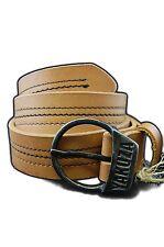 Damen Gürtel mit Metall Ornament Stretchgürtel Taillengürtel MML-315 Grau