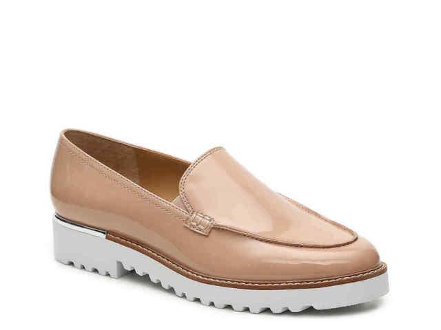 056e51b34e5 Franco Sarto Women s  cypress  Peach Platform Loafers Shoes 8 M   38 ...