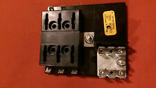 MARINE BUSS FUSE BLOCK FOR ATO/ATC STYLE FUSES BOAT 6-GANG,FREE SHIP.