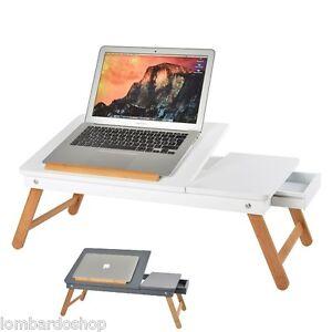 Mesa-Notebook-Bandeja-de-Madera-para-PC-Tabla-Plegable-Cama-Ordenador-IPAD
