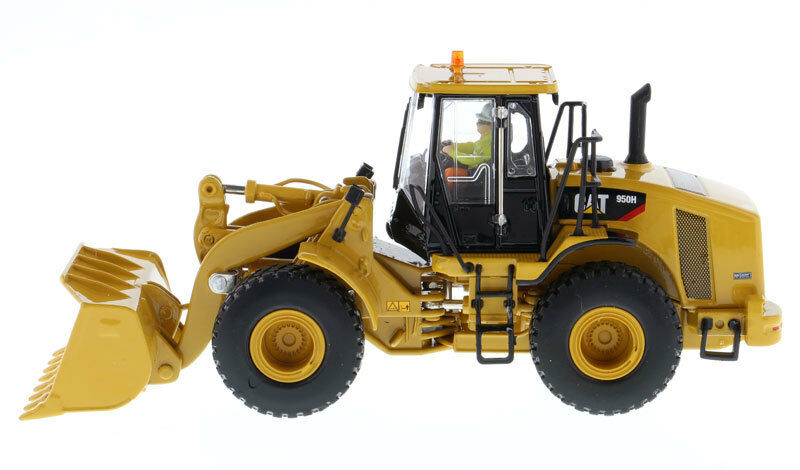 Diecast 1 50 Caterpillar 950H Wheel Loader Engineering Car Model Toy Collection