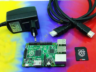 Raspberry Pi B+ Model 512MB Modell B plus KIT  #A822