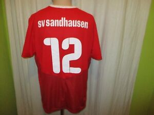 SV-Sandhausen-Puma-Ausweich-Matchworn-Trikot-2010-11-034-nippon-034-Nr-12-Gr-L