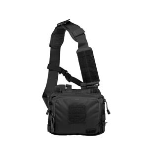 5.11 Tactical 2 Banger Mission Duty Gear Bag Strap Mag Pack Black 56180 191