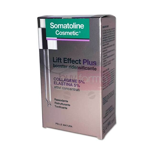 Somatolin Lift Effect Plus - Booster Ridensificante da 30 ml - Collagene al 5%