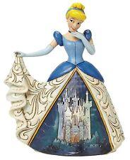 Disney Traditions Midnight at The Ball Cinderella Princess Figure 15.5cm 4045239