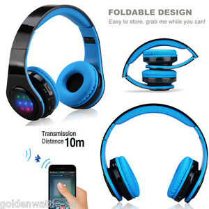 kabellos usb stereo headset kopfh rer mikrofon laptop pc. Black Bedroom Furniture Sets. Home Design Ideas