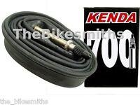 KENDA 700c x 18-23 60mm Threaded Presta XX Long Valve DEEP-V Bike Tube Road