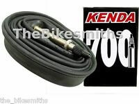Kenda 700c X 18-23 60mm Threaded Presta Xx Long Valve Deep-v Bike Tube Road