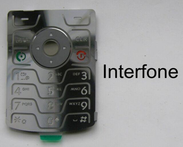 New Replacement Keypad Cover for Motorola V3M Mobile Phone-Trusted UK Seller.