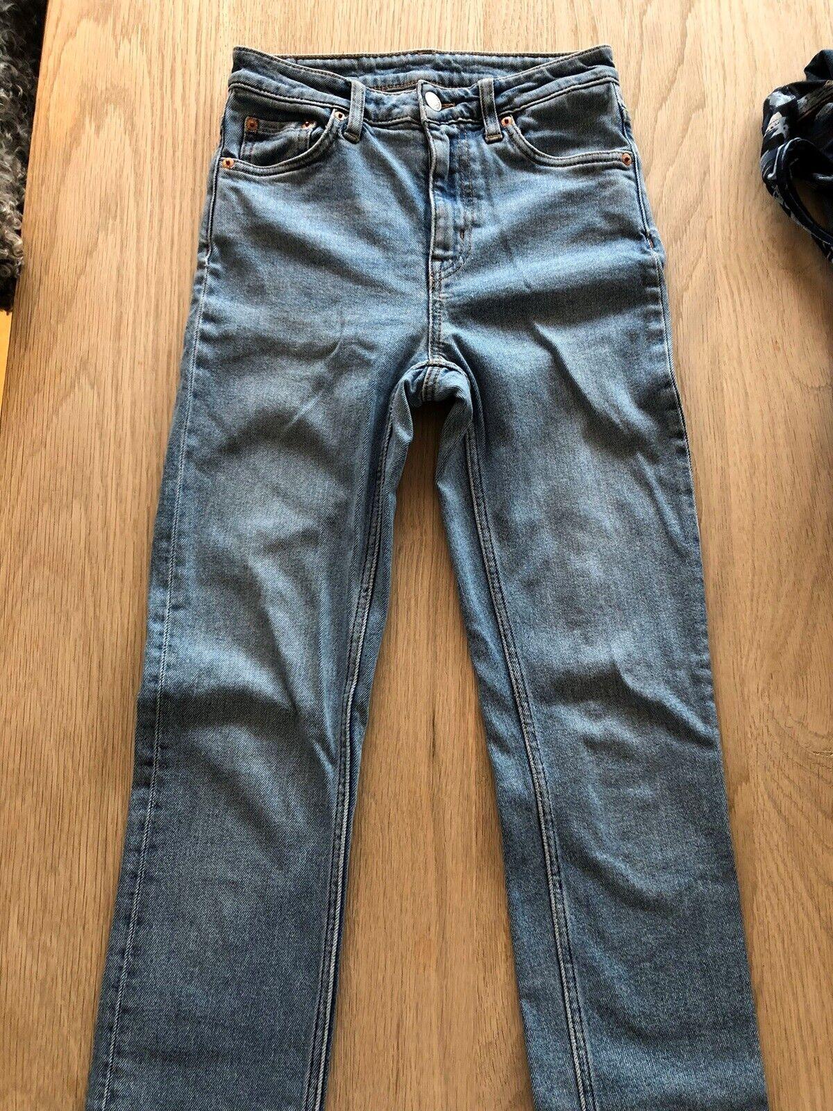 Jeans, Jeans, Weekday – dba.dk – Køb og Salg af Nyt og Brugt