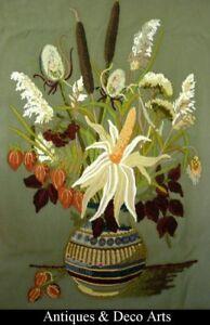 Vintage-Handmade-Needlework-Wall-Art-126x71cm