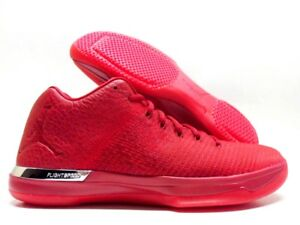 new product d0073 b9586 Image is loading NIKE-AIR-JORDAN-XXXI-LOW-31-GYM-RED-