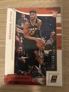 2018-19-Panini-Chronicles-RED-Deandre-Ayton-Rookies-amp-Stars-RC-Suns-d-149