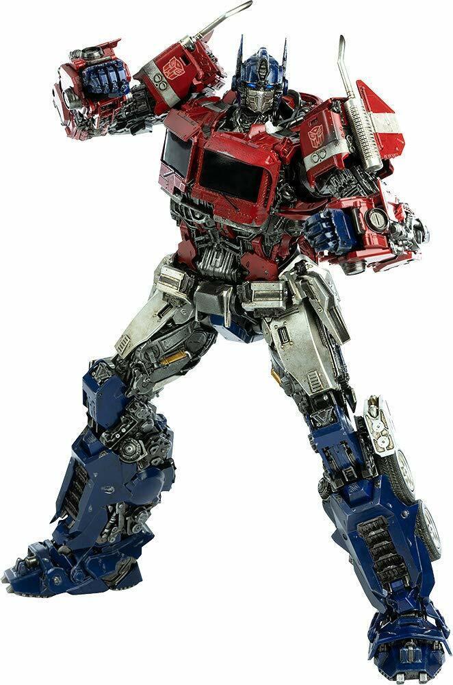 ThreeA Dlx escala Optimus Prime Versión Japonesa