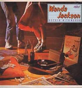 Wanda-Jackson-Rockin-With-Wanda-CAPS-1007-LP-Vinyl-Record