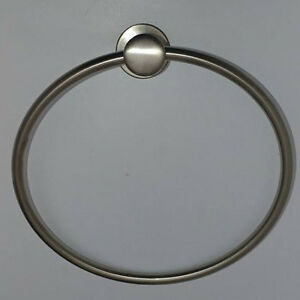 Delta Brizo 6948353 Bn Bath Towel Ring Brilliance Nickel