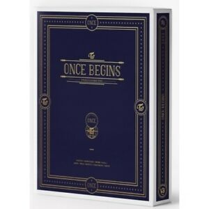 Twice-[Once Begins] Fan Meeting Blu-Ray+Photo Summary+Sticker+Gift+Tracking No