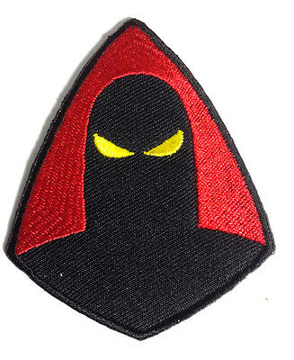"""Space Ghost Coast to Coast  3"""" Logo Embroidered Patch- FREE S&H (EBPA-SG-01)"""