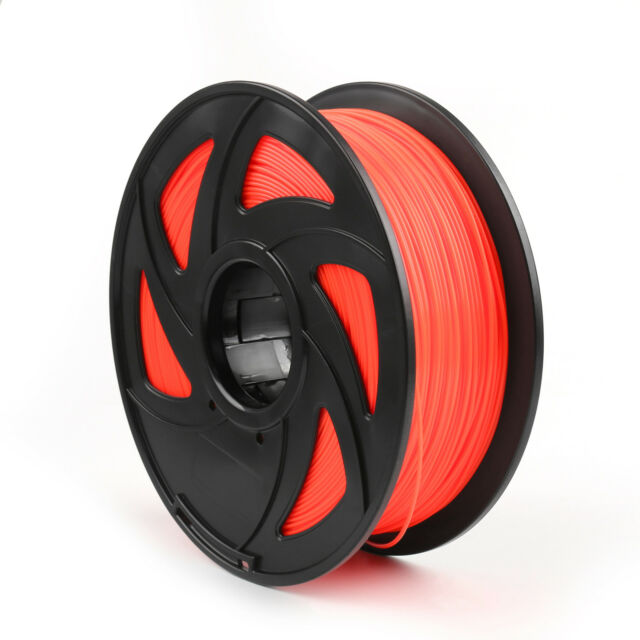 1//2// 3Pack 3D Printer Filament 1.75mm 1Kg PLA Multi Color For MakerBot RepRap T2