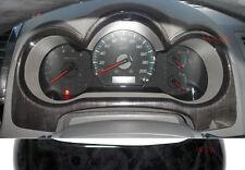 2012 13+ Toyota Fortuner Hilux SR5 MK6 MK7 Speedometer Dashboard Black Wood Trim