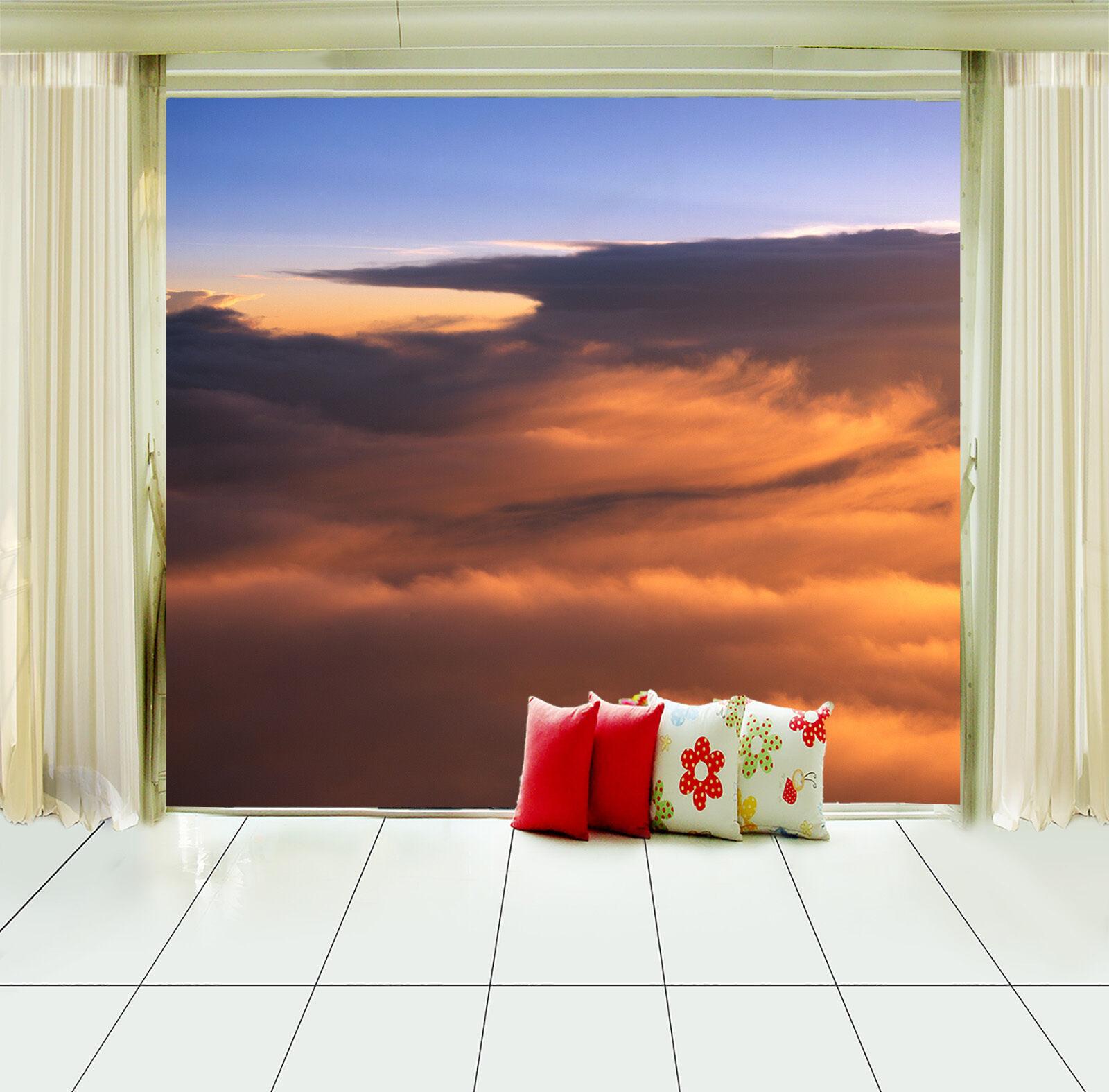 3D Schnelle wolken 4321 Fototapeten Wandbild Fototapete BildTapete Familie