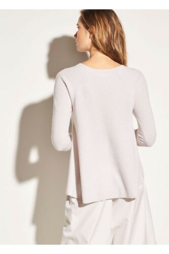 Cashmere Taille Xs 100 Sweater Rib Directional V296 Vince Nwt Women vqwvpg