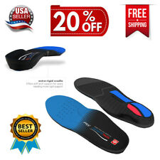 Women/'s 11-12//Men/'s 10-11 Spenco Total Support Max Shoe Insoles New Free Ship