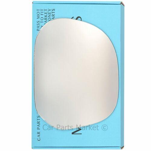Côté droit aile miroir de verre pour MITSUBISHI L400 Delica 1995-2005 Chauffé